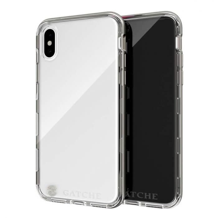 Capa iPhone X Gatche Titanium