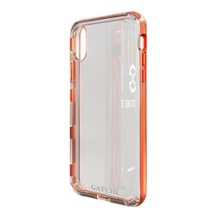 Capa iPhone XR Gatche Coral