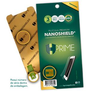 Película iPhone 6/6s Plus NanoShield HPrime