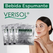 Bebida Espumante com  Verisol 2,5g