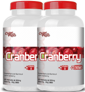 Cramberry 500mg - 60 Cápsulas