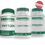 Kit Corpo Perfeito - Morosil + Cactin + Phytgen