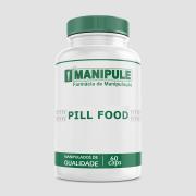 Pill Food - 60 cápsulas