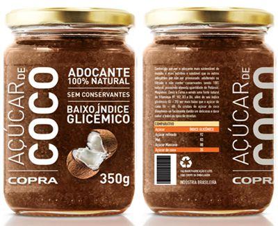 Açúcar de Coco  - Loja Online | Manipule - Farmácia de Manipulação