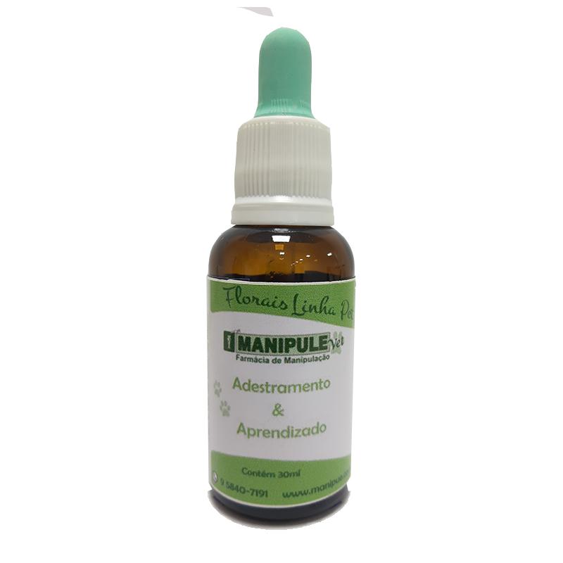 Adestramento e Aprendizado 30ml - Florais Veterinários  - Loja Online | Manipule - Farmácia de Manipulação