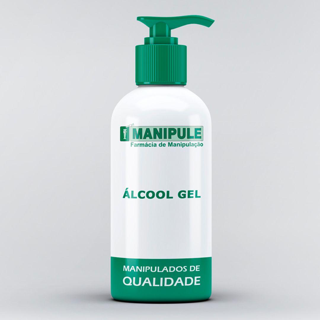Álcool Gel Perfumado Para as Mãos - MANIPULE  - Manipule - Farmácia de Manipulação