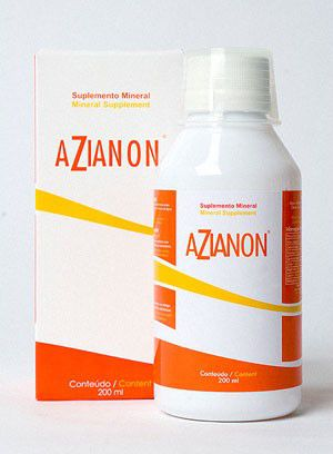 Azianon - Sublingual  - Manipule - Farmácia de Manipulação