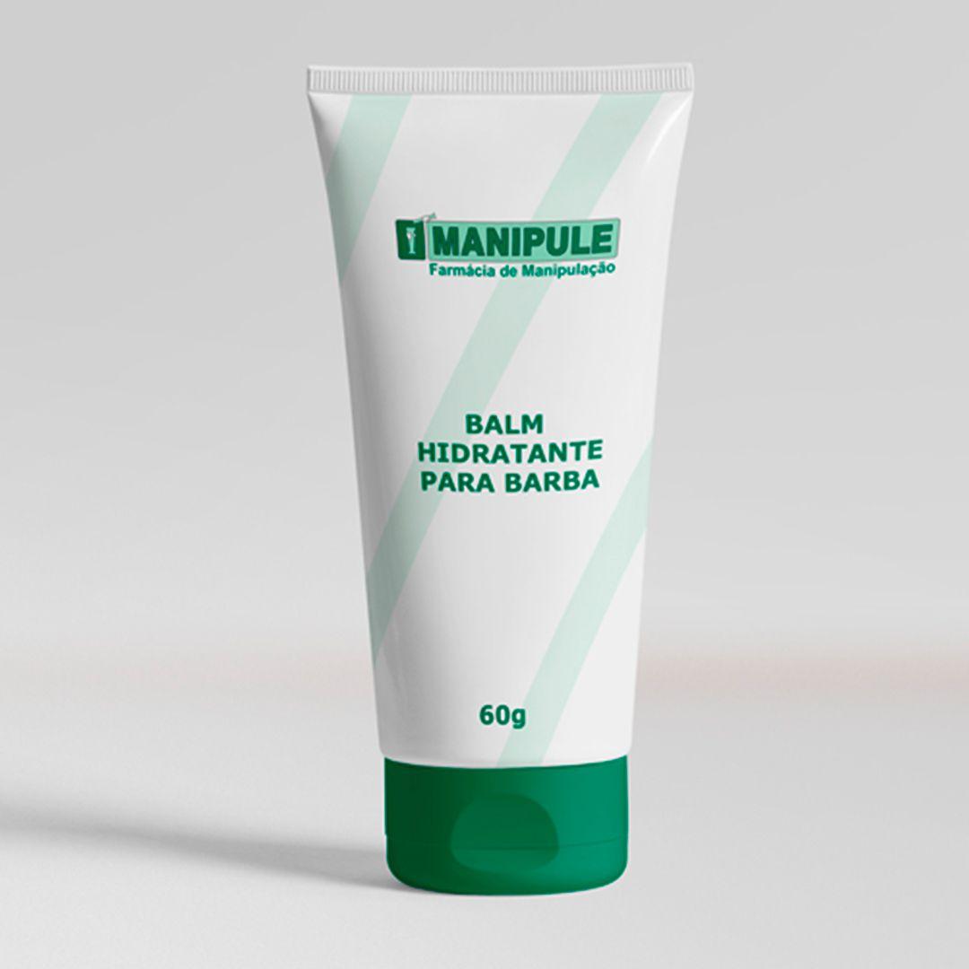 Balm Hidratante para Barba - 60g  - Loja Online   Manipule - Farmácia de Manipulação