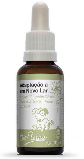 Bio Florais Vet. Adaptação a um Novo Lar  - 31 ml  - Manipule - Farmácia de Manipulação