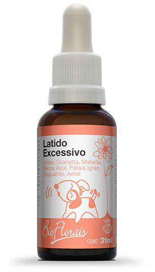 Bio Florais Vet. Latido Excessivo - 31 ml  - Manipule - Farmácia de Manipulação
