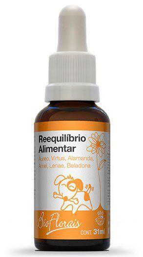 Bio Florais Vet. Reequilibrio Alimentar - 31 ml  - Manipule - Farmácia de Manipulação