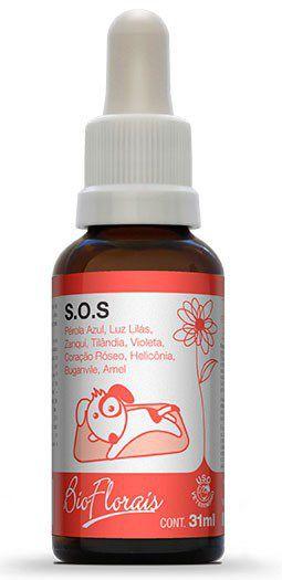 Bio Florais Vet. SOS - 31 ml  - Loja Online | Manipule - Farmácia de Manipulação