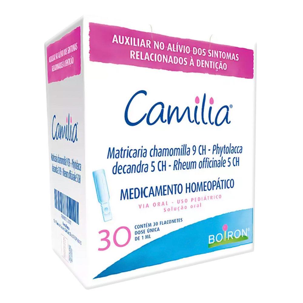 Camilia - 10 Flaconetes  - Loja Online   Manipule - Farmácia de Manipulação