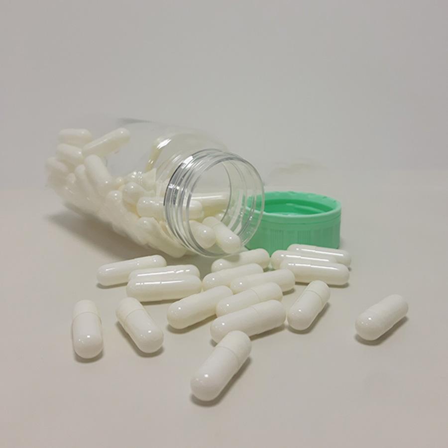 Cápsulas Vazias de Gelatina Brancas  - Loja Online   Manipule - Farmácia de Manipulação
