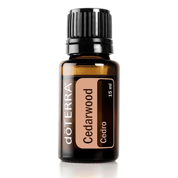 Cedarwood Óleo Essencial 15ml - doTERRA  - Loja Online   Manipule - Farmácia de Manipulação