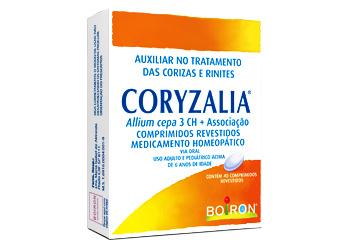 Coryzalia - 40 Comprimidos  - Loja Online   Manipule - Farmácia de Manipulação