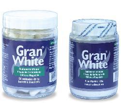 Dolomita 1g/90 Cápsulas - Gran White  - Loja Online | Manipule - Farmácia de Manipulação