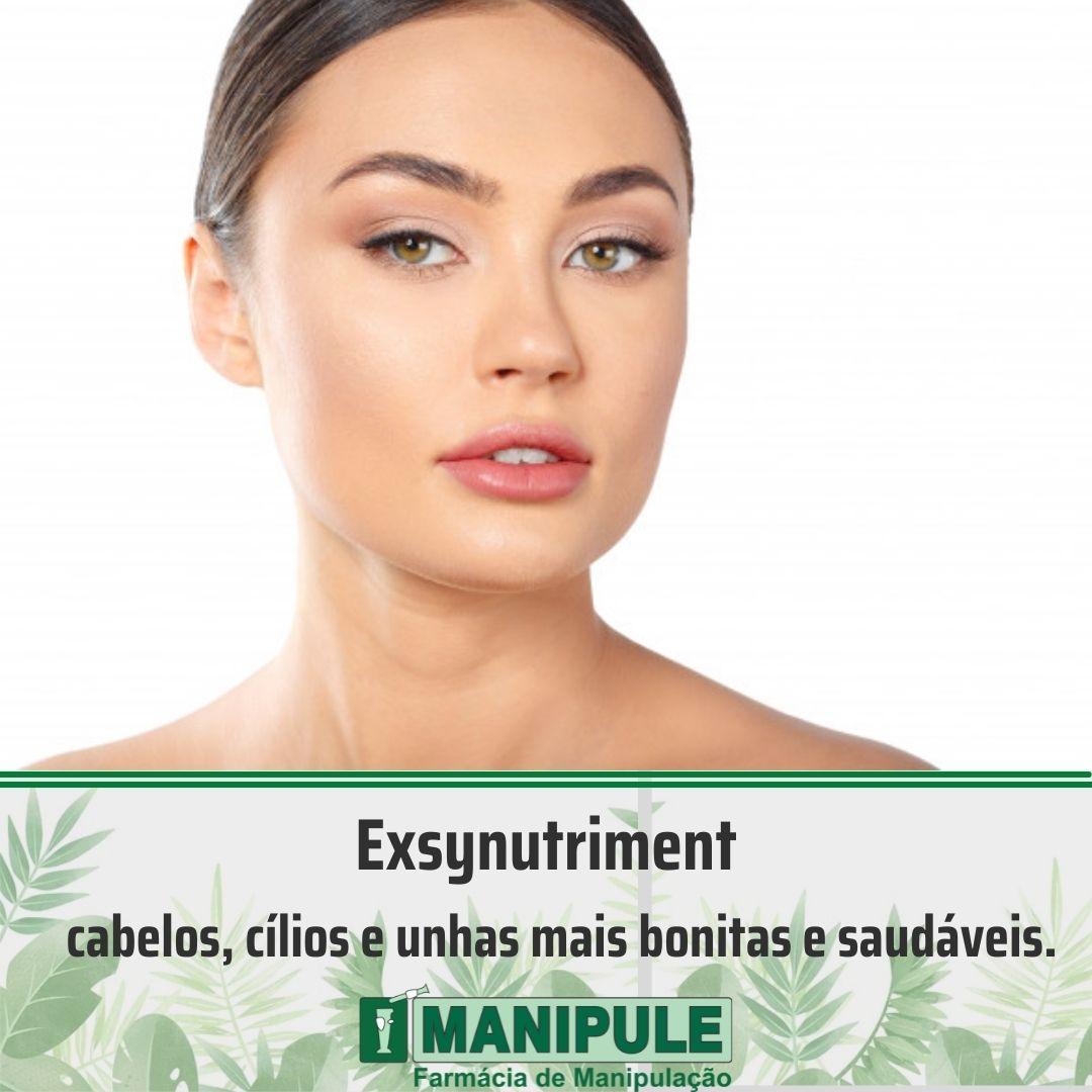 Exsynutriment 150mg - 30 Cápsulas  - Loja Online   Manipule - Farmácia de Manipulação