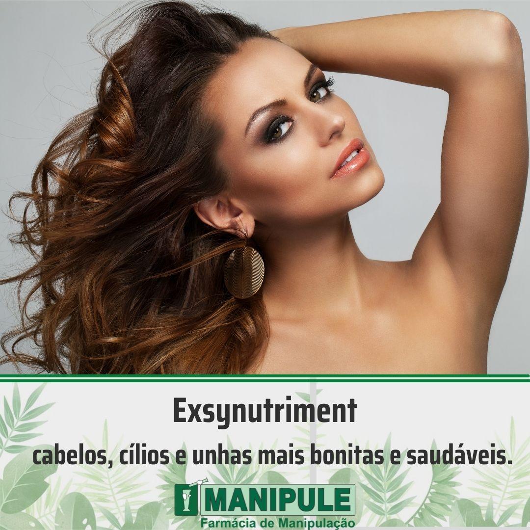 Exsynutriment 150mg - 60 Cápsulas  - Loja Online | Manipule - Farmácia de Manipulação