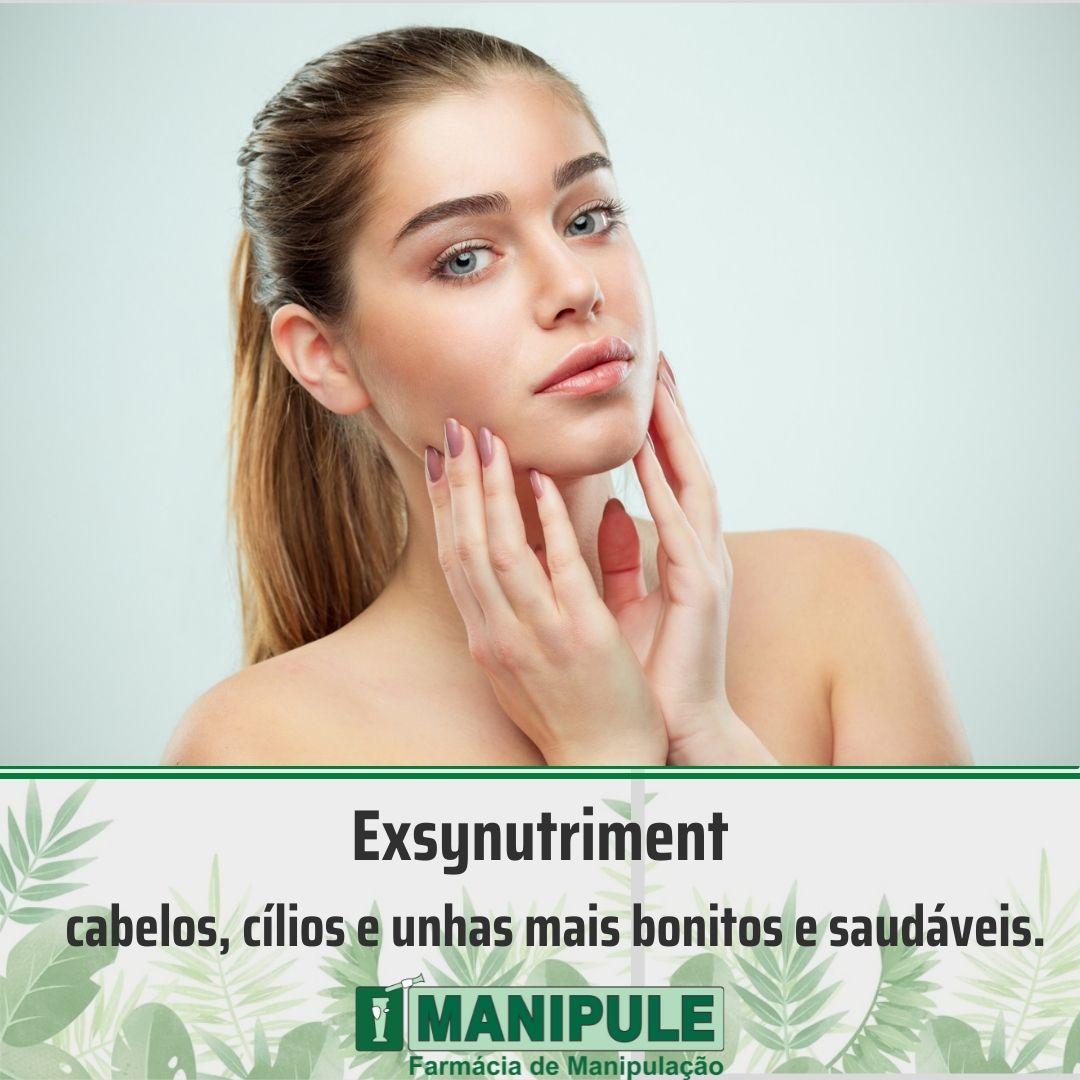 EXSYNUTRIMENT 300mg - 30 cápsulas  - Manipule - Farmácia de Manipulação