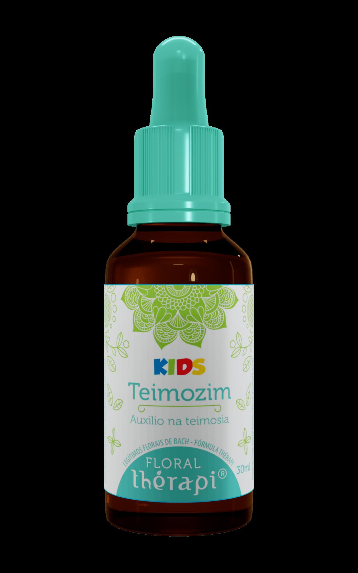 Floral Kids Teimozim - Florais Thérapi  - Loja Online | Manipule - Farmácia de Manipulação