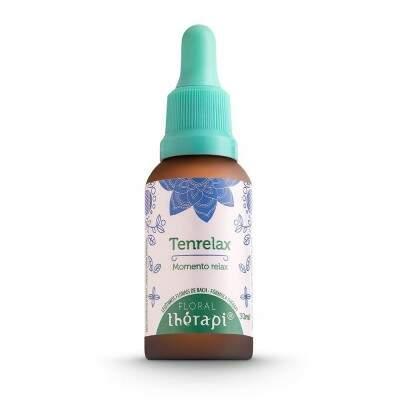 Floral Tenrelax - Florais Thérapi  - Loja Online | Manipule - Farmácia de Manipulação