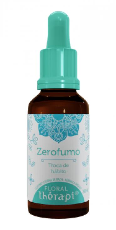Floral Zero Fumo - Florais Thérapi  - Loja Online | Manipule - Farmácia de Manipulação