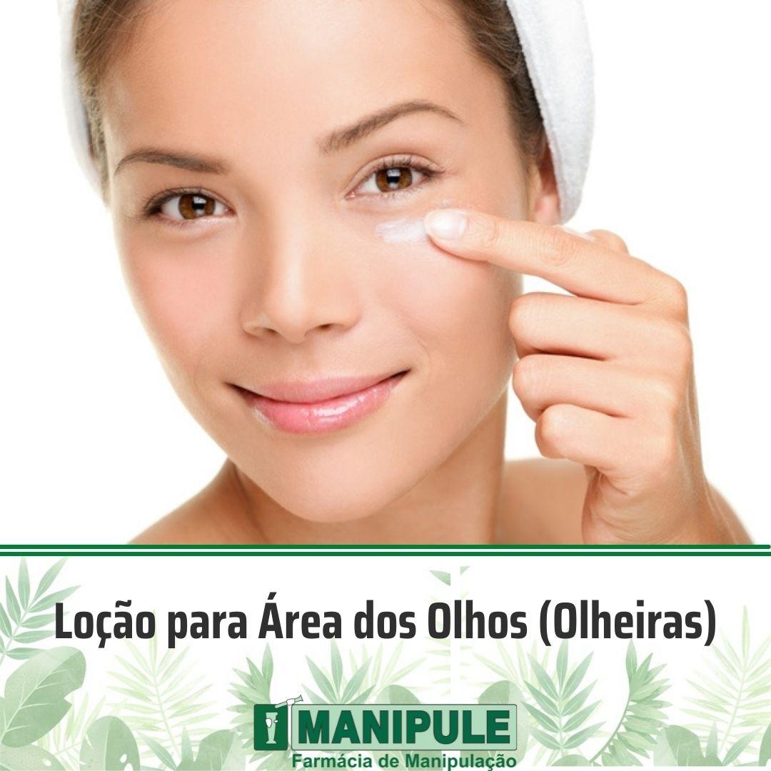 Fluido para Área dos Olhos com Ação Anti-Aging e Suavizante de Olheiras - 15 ml  - Loja Online | Manipule - Farmácia de Manipulação