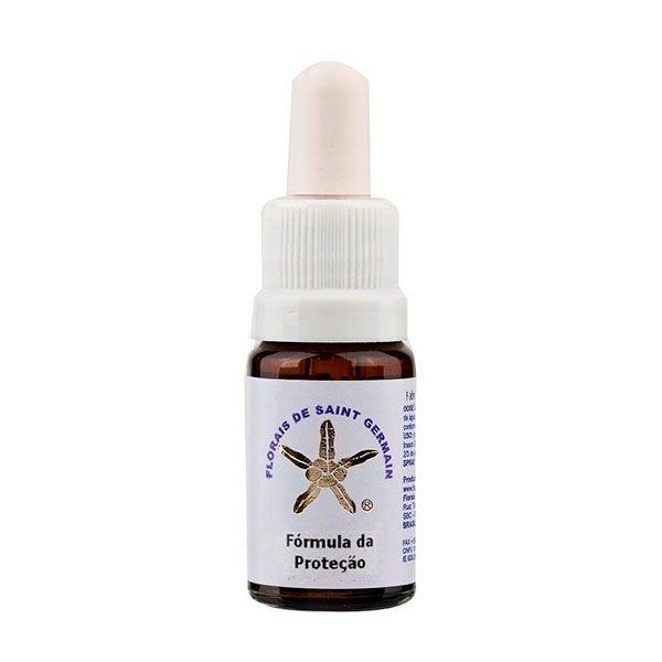 Fórmula da Proteção 10ml - Florais de Saint Germain  - Manipule - Farmácia de Manipulação