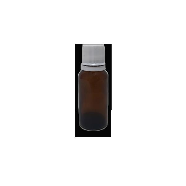 Frasco Gotejador em Vidro Âmbar (completo) - 10ml  - Loja Online   Manipule - Farmácia de Manipulação