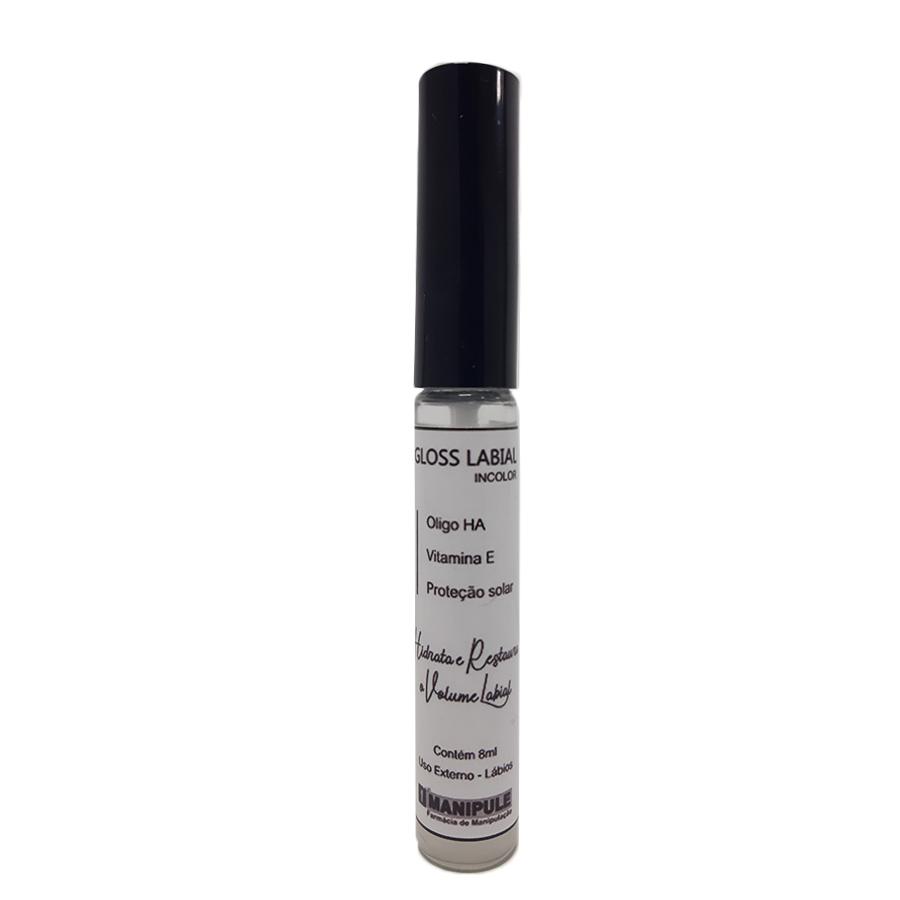 Gloss Labial Oligo HA  - Loja Online   Manipule - Farmácia de Manipulação