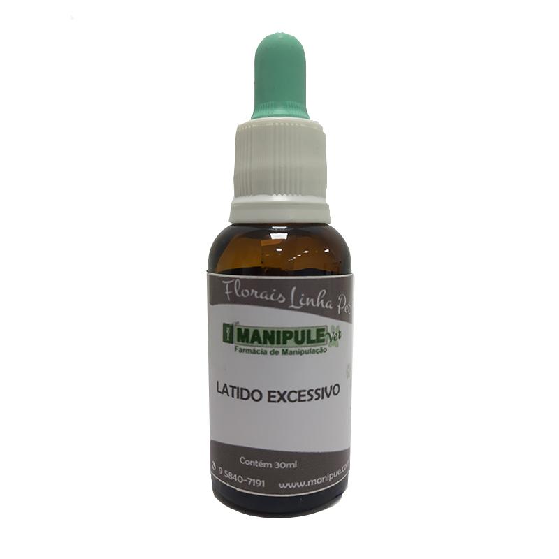Latido Excessivo 30ml - Florais Veterinários  - Loja Online | Manipule - Farmácia de Manipulação