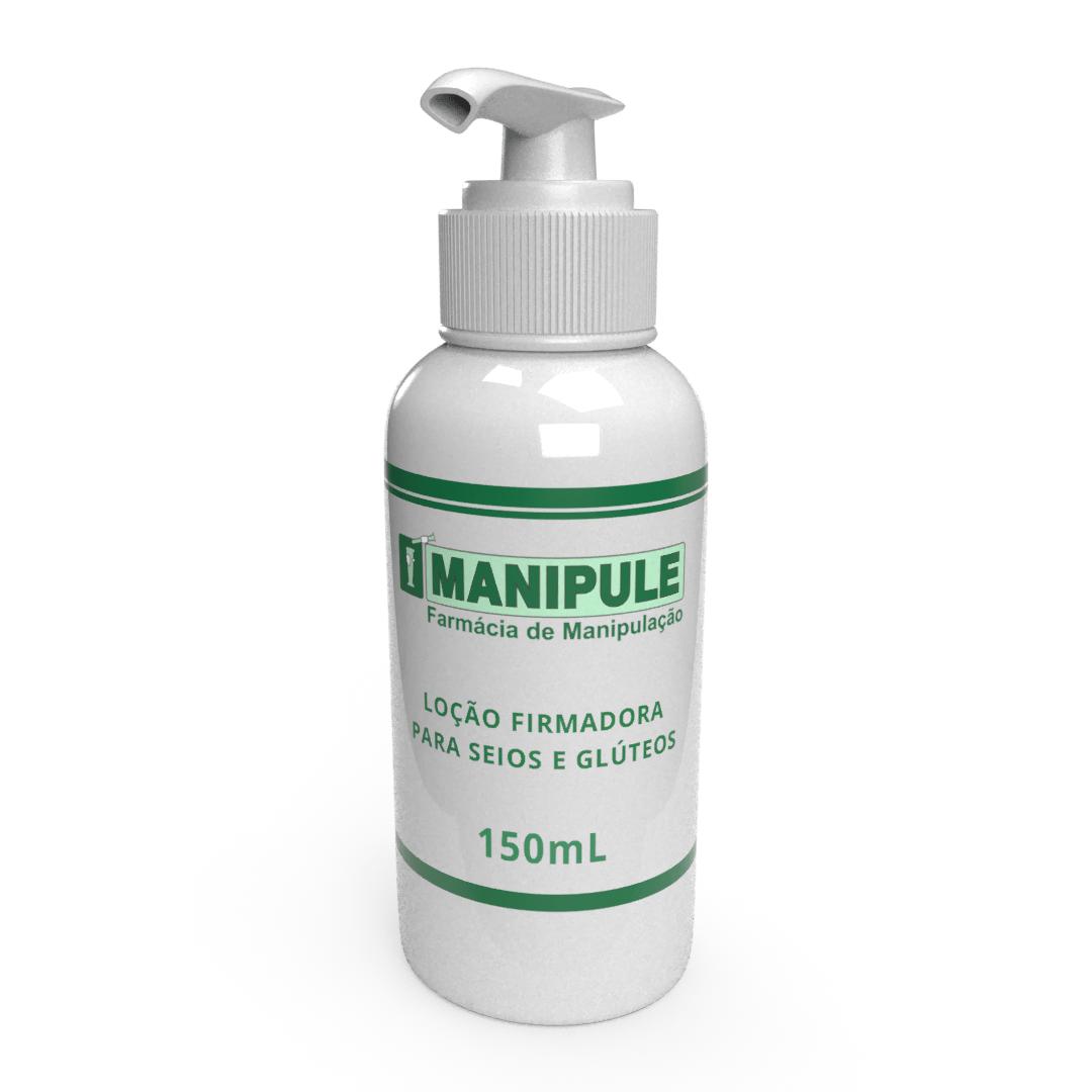 LOÇÃO FIRMADORA PARA SEIOS E GLUTEOS - 150ML  - Manipule - Farmácia de Manipulação