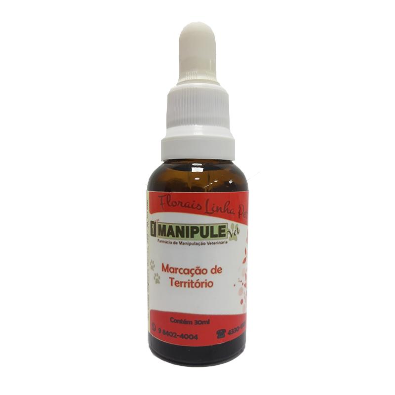 Marcação de Território 30ml - Florais Veterinários  - Loja Online | Manipule - Farmácia de Manipulação