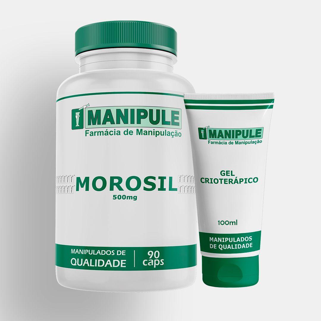 Morosil (Galena) 500mg - 90 Cápsulas ganhe 1 Gel Crioterápico 100g  - Loja Online | Manipule - Farmácia de Manipulação