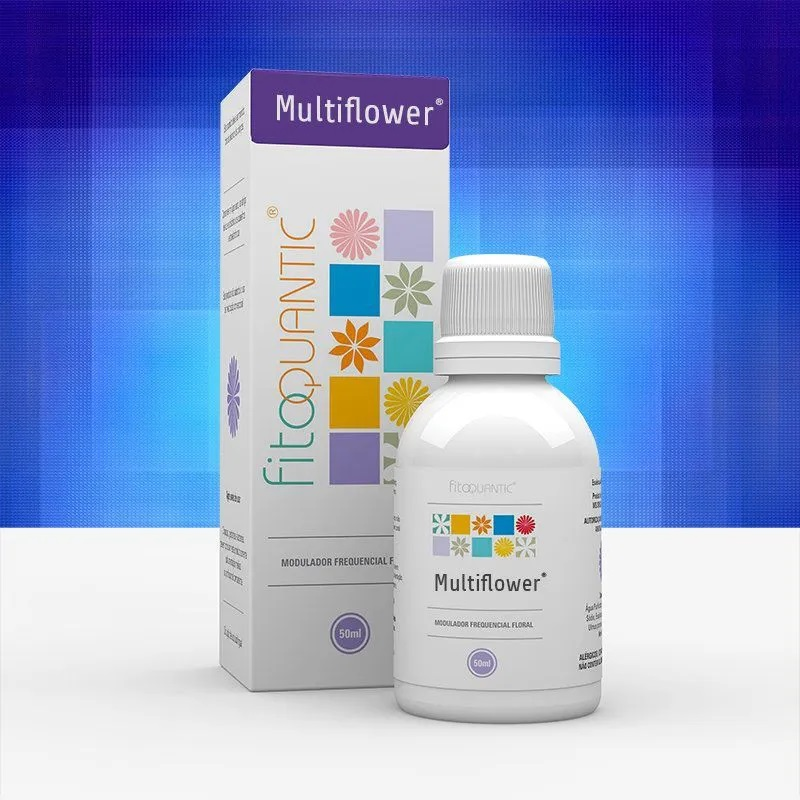 Multiflower - Sublingual  - Loja Online | Manipule - Farmácia de Manipulação