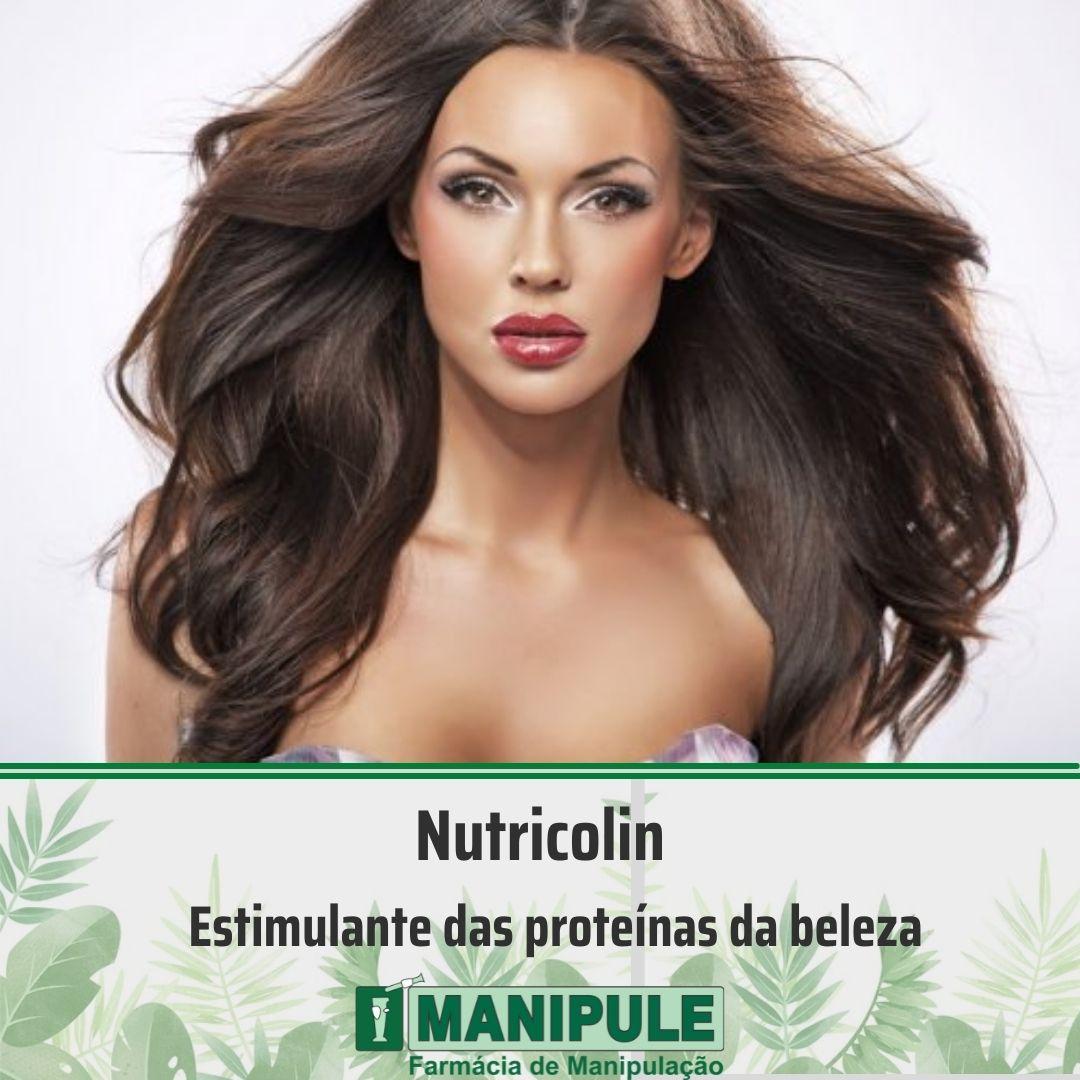Nutricolin 300mg - 30 cápsulas  - Loja Online | Manipule - Farmácia de Manipulação
