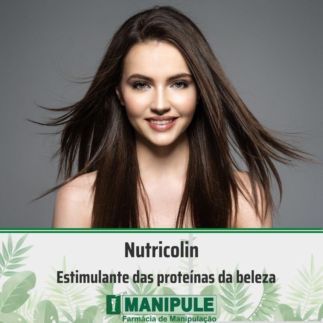 Nutricolin 300mg - 60 cápsulas  - Loja Online   Manipule - Farmácia de Manipulação