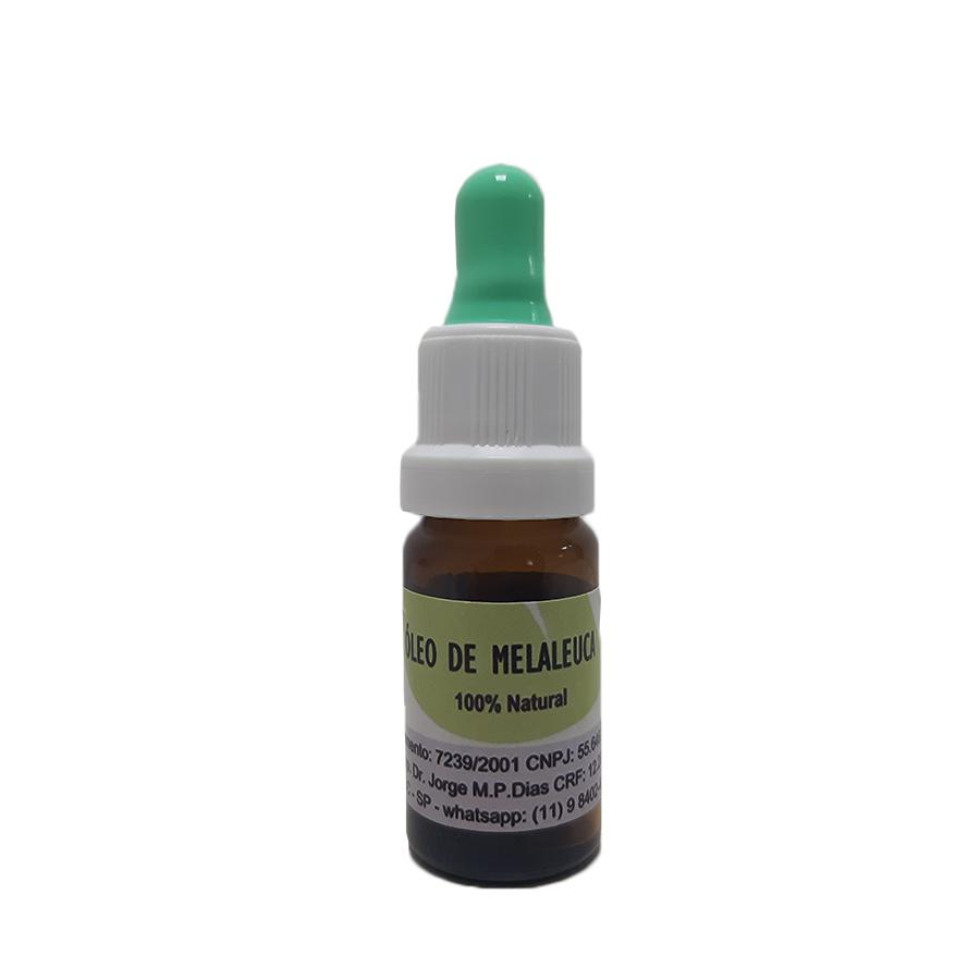 Óleo de Melaleuca - 10ml  - Loja Online   Manipule - Farmácia de Manipulação