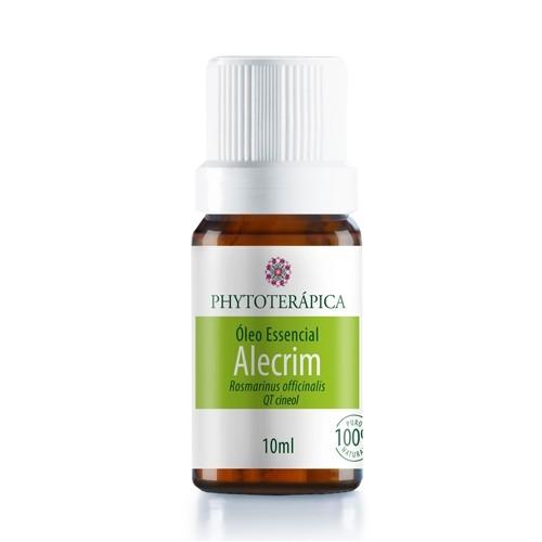Óleo Essencial de Alecrim - 10ml  - Loja Online | Manipule - Farmácia de Manipulação