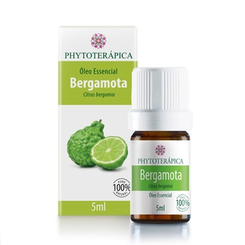 Óleo Essencial de Bergamota - 5ml  - Loja Online | Manipule - Farmácia de Manipulação