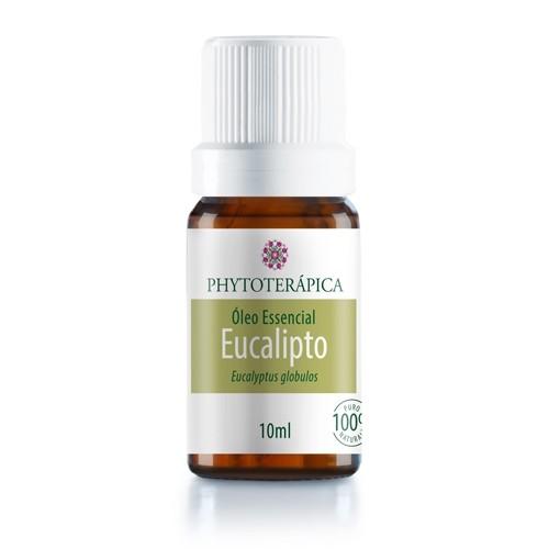 Óleo Essencial de Eucalipto Globulus - 10ml  - Loja Online | Manipule - Farmácia de Manipulação