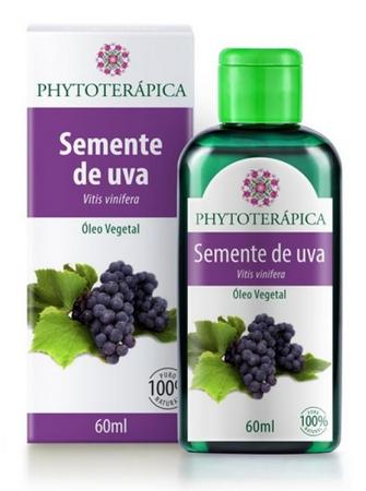 Óleo Vegetal de Semente de Uva - 60ml  - Loja Online   Manipule - Farmácia de Manipulação