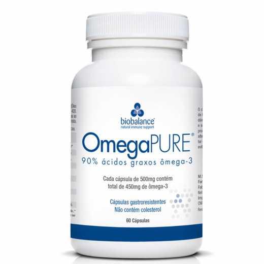 Omega Pure (60caps) - Biobalance  - Loja Online | Manipule - Farmácia de Manipulação