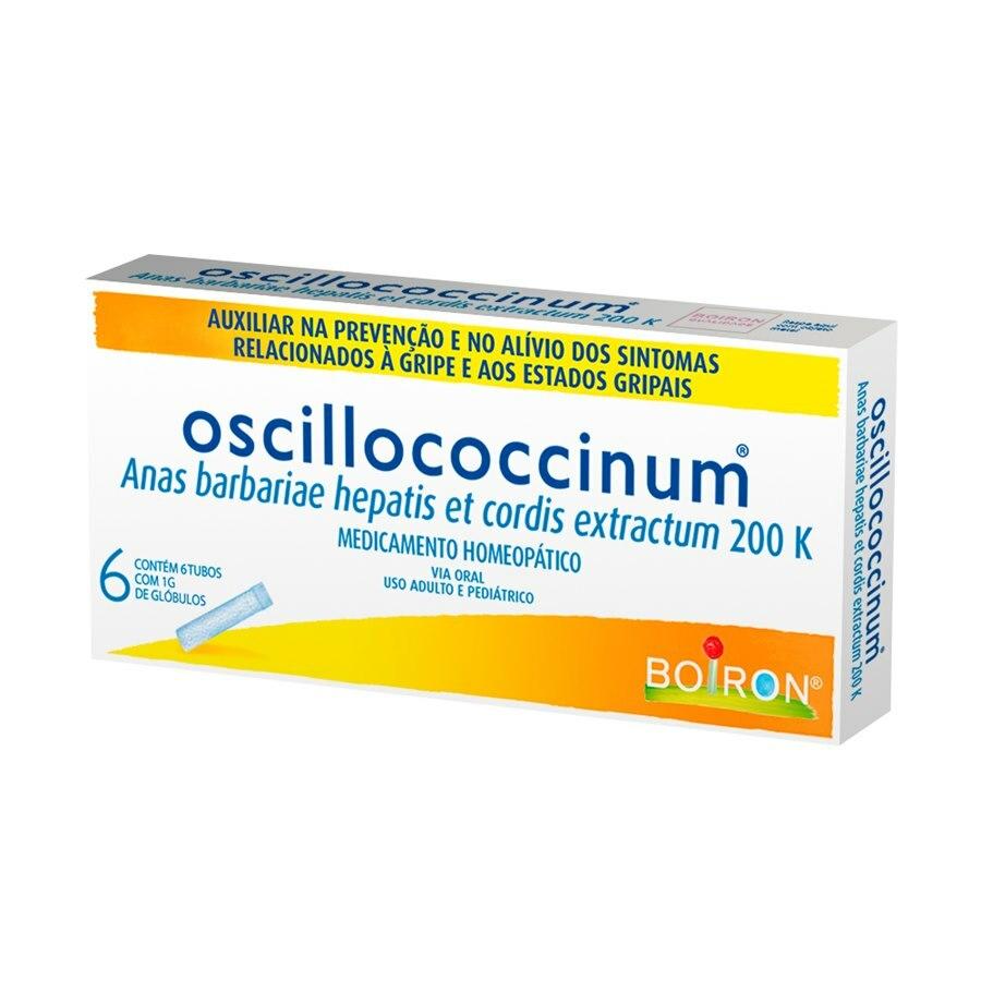 Oscillococcinum 6 Doses  - Loja Online   Manipule - Farmácia de Manipulação