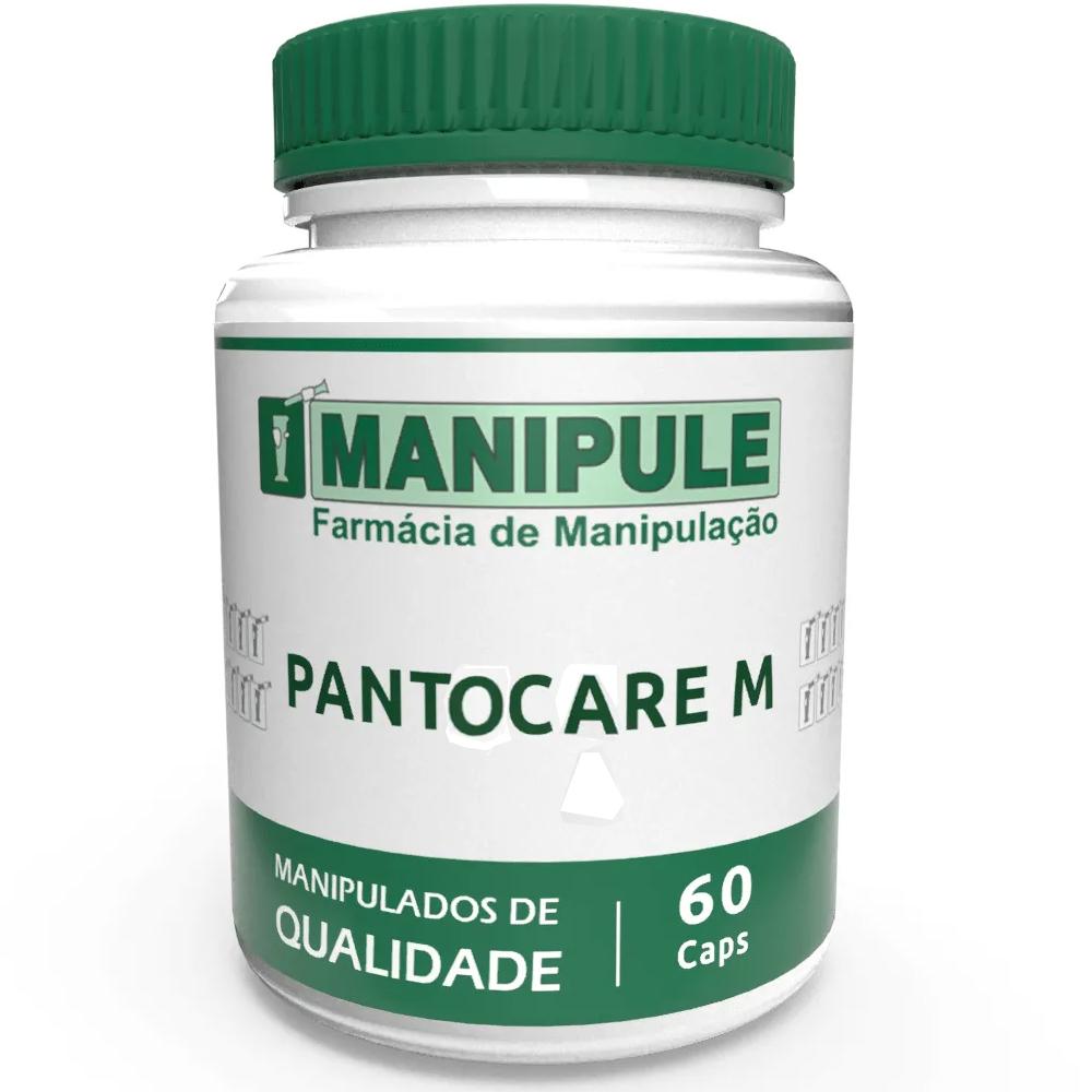 Pantocare M - 60 Cápsulas  - Loja Online | Manipule - Farmácia de Manipulação