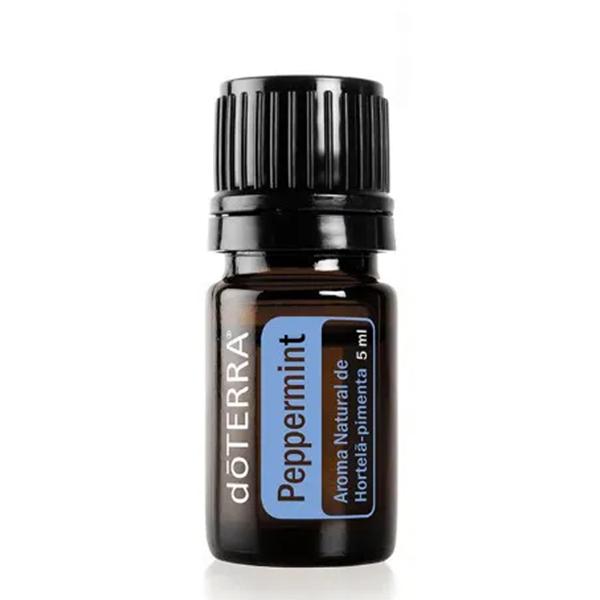 Peppermint Óleo Essencial 5ml - doTERRA  - Loja Online | Manipule - Farmácia de Manipulação