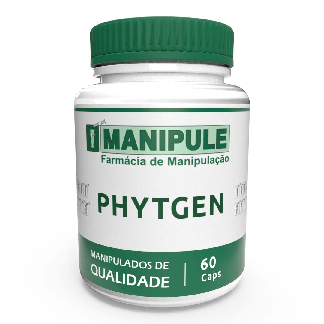 PhyTgen –  Queimador de Gordura 30 caps - ganhe 1 Gel Crioterápico 30g  - Manipule - Farmácia de Manipulação