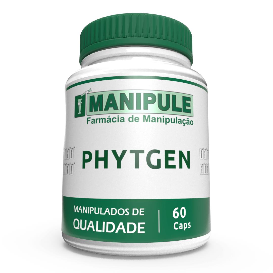 PhyTgen –  Queimador de Gordura 60 caps - ganhe 1 Gel Crioterápico 30g  - Manipule - Farmácia de Manipulação