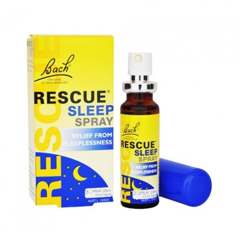 Rescue Sleep spray - 20ml  - Manipule - Farmácia de Manipulação